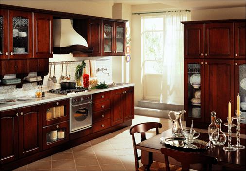 Kuchnia mod. Alhambra - Klasyczne - Kuchnie w?oskie ...